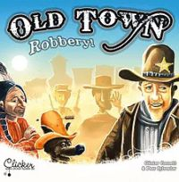 Coverabbildung: Old Town Robbery
